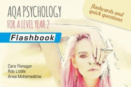 9781911208426 image AQA Psychology for A Level Year 2: Flashbook