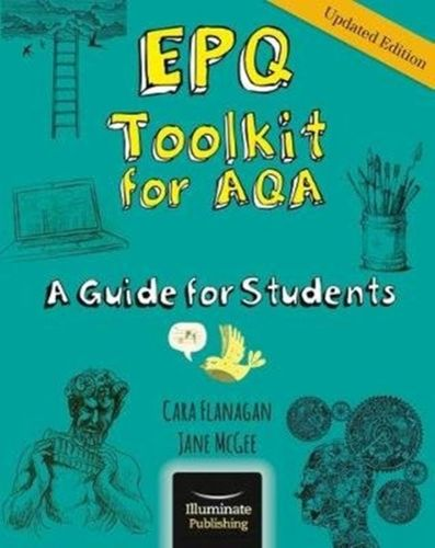 9781911208617 image EPQ Toolkit for AQA - A Guide for Students (Updated Edition)