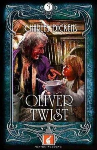 9781911481058 image Oliver Twist Foxton Reader Level 3 (900 headwords B1/B2)