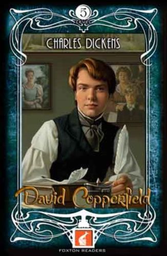 9781911481294 image David Copperfield - Foxton Readers Level 5 - 1700 Headwords (B2) Graded ELT / ESL / EAL Readers