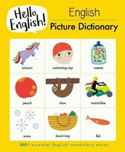 English Picture Dictionary