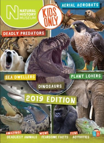 Official Natural History Museum: 2019 Edition