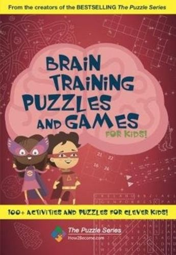 Brain Training Puzzles and Games for Kids