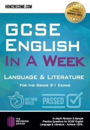 9781912370290 image GCSE English in a Week: Language & Literature