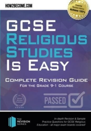 9781912370429 image GCSE Religious Studies is Easy: Complete Revision Guide for the Grade 9-1 Course