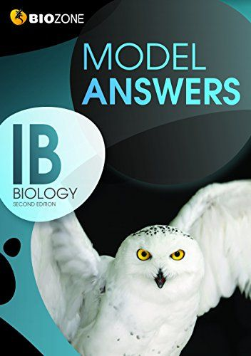 IB Biology Model Answers