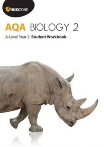 9781927309209 image AQA Biology 2: A-Level Student Workbook