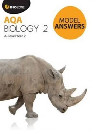 9781927309223 image AQA Biology 2 Model Answers