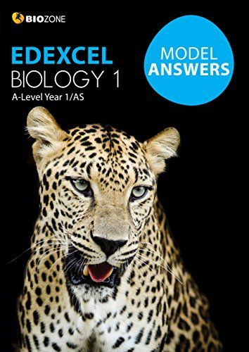 9781927309278 image Edexcel Biology 1 Model Answers