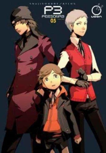 Persona 3 Volume 5