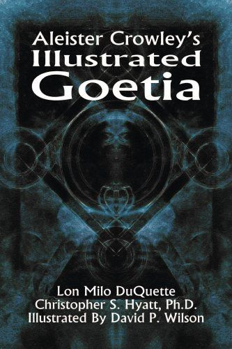 Aleister Crowley's Illustrated Goetia