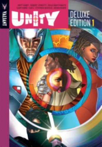 Unity Deluxe Edition Book 1