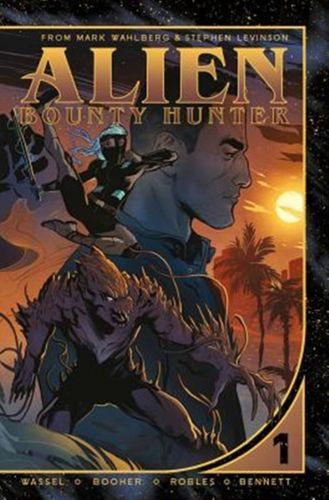 Alien Bounty Hunter