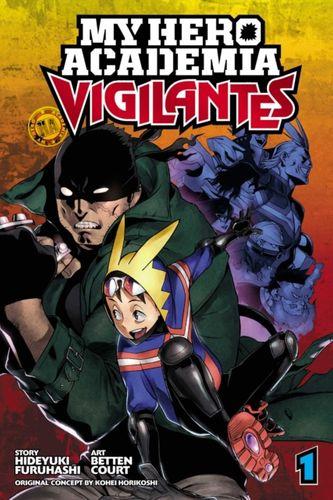 9781974701599 image My Hero Academia: Vigilantes, Vol. 1