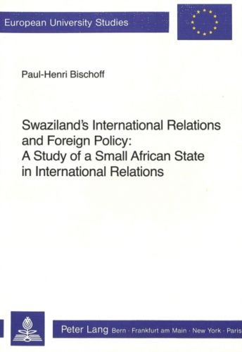 Swaziland's International Relations and Foreign Policy