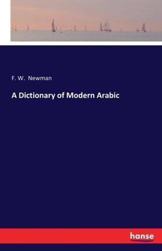 Dictionary of Modern Arabic