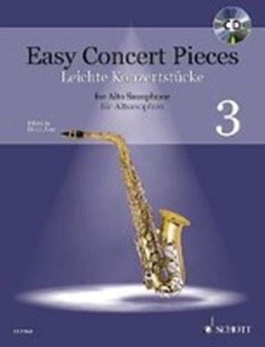 EASY CONCERT PIECES BAND