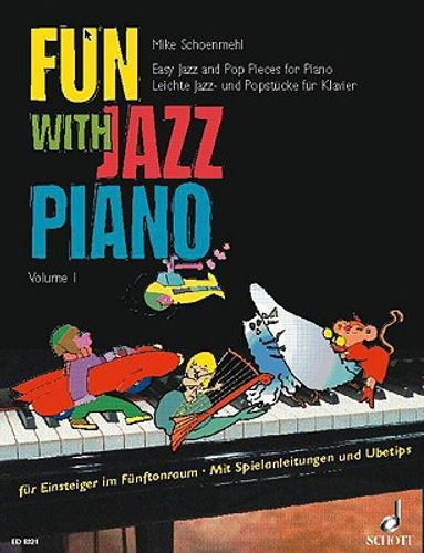 FUN WITH JAZZ PIANO BAND 1