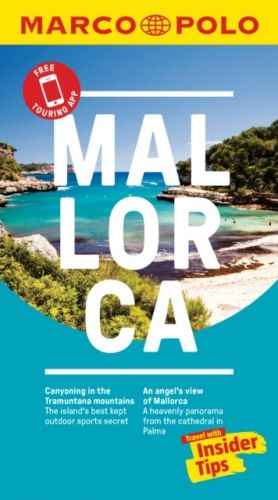 Mallorca Marco Polo Pocket Travel Guide - with pull out map