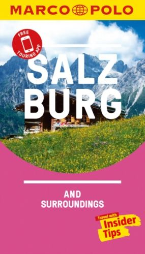 Salzburg Marco Polo Pocket Travel Guide - with pull out map