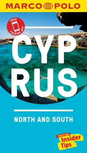 Cyprus Marco Polo Pocket Travel Guide - with pull out map
