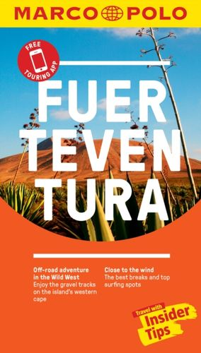 Fuerteventura Marco Polo Pocket Travel Guide - with pull out map