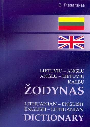 Lithuanian-English & English-Lithuanian Dictionary