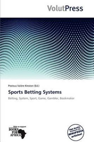 9786138810568 image Sports Betting Systems