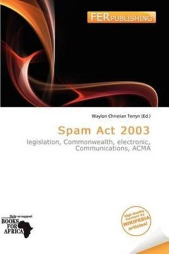 Spam ACT 2003