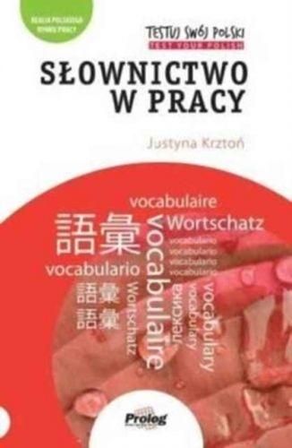 9788360229675 image Testuj Swoj Polski: Slownictwo W Pracy