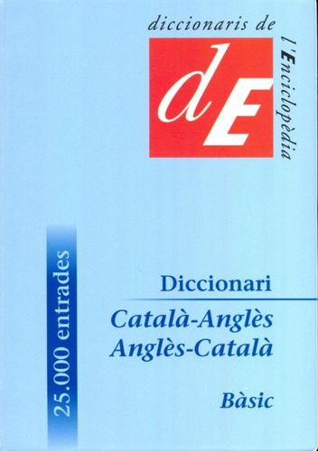 9788441225824 image Basic Catalan-English & English-Catalan Dictionary
