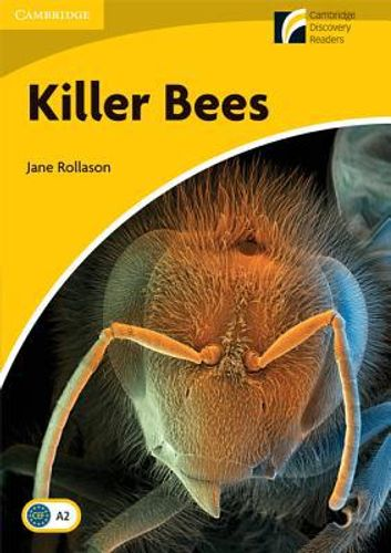 9788483235058 image Killer Bees Level 2 Elementary/Lower-intermediate American English