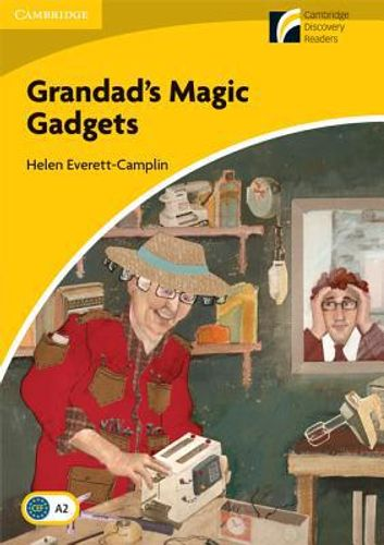 9788483235249 image Grandad's Magic Gadgets Level 2 Elementary/Lower-intermediate American English