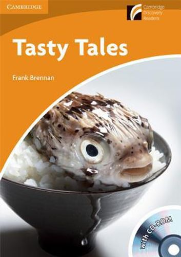 9788483235478 image Tasty Tales Level 4 Intermediate American English Book with CD-ROM and Audio CDs (2) Pack