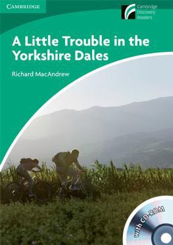 9788483235812 image Little Trouble in the Yorkshire Dales Level 3 Lower-intermediate American English Book with CD-ROM and Audio CDs (2) Pack