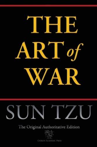 9789176371107 image Art of War (Chiron Academic Press - The Original Authoritative Edition)