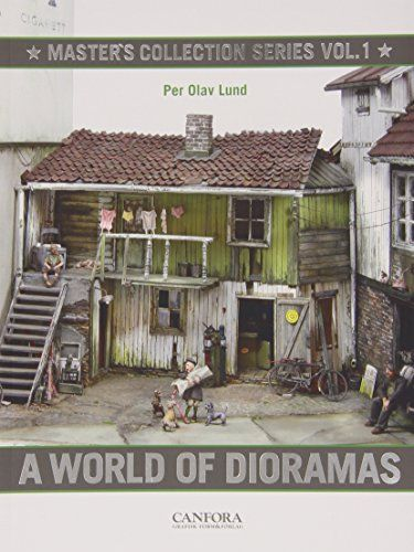 9789197677394 image World of Dioramas: Master's Collection Series