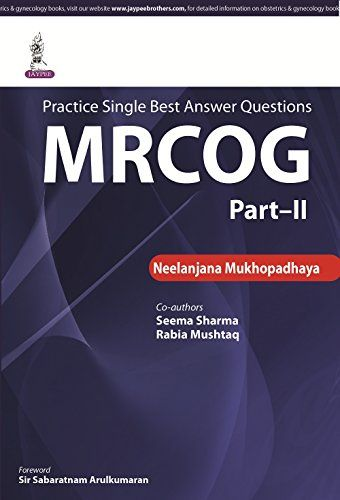 Practice Single Best Answer Questions