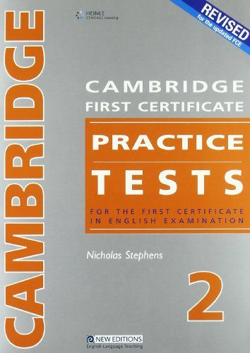 CAMBRIDGE FC PRACTICE TESTS 2REVISED EDTION STUDENT'S BOOK