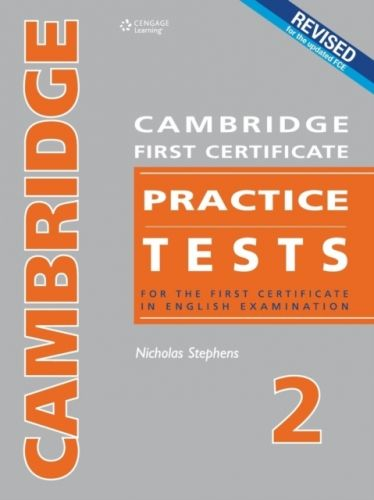 9789604034512 image Cambridge First Certificate Practice Tests - Teacher's Book 2