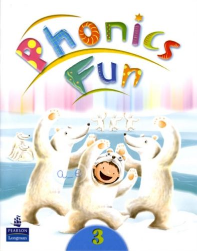 9789620054617 image Phonics Fun Student Book 3
