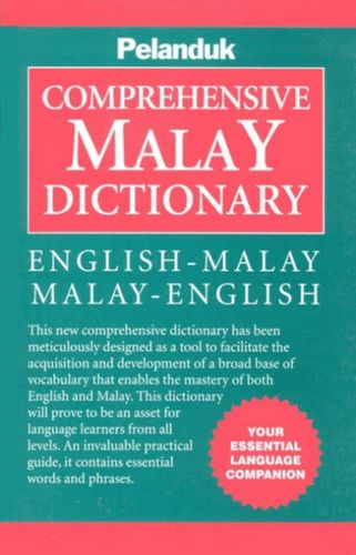 English-Malay and Malay-English Comprehensive Dictionary