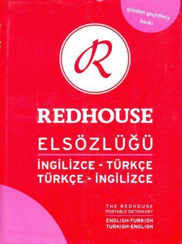 Redhouse Portable English-Turkish & Turkish-English Dictionary