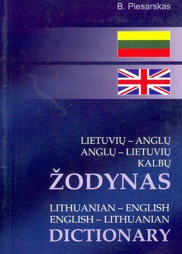 Lithuanian-English and English-Lithuanian Dictionary