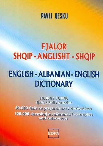 English-Albanian and Albanian-English Dictionary